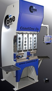 Cone 900 high opening model